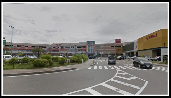 イオンモール 新居浜店