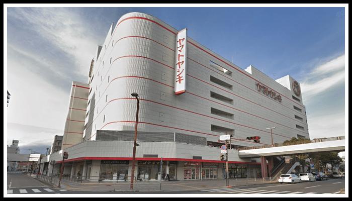 ヤマトヤシキ 加古川店